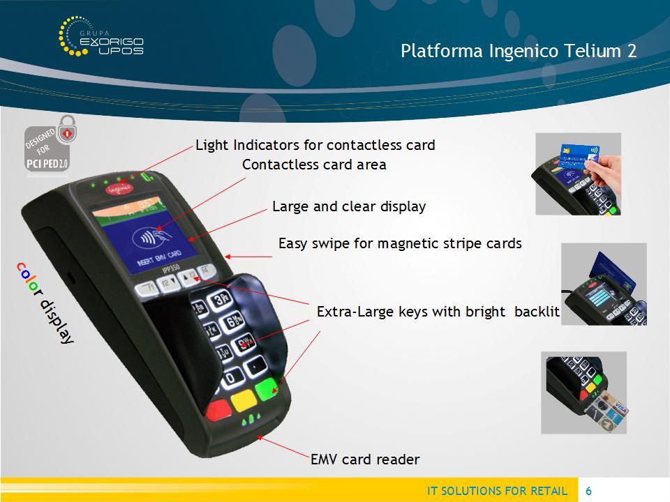 EuroKarta EFT - Platforma Ingenico